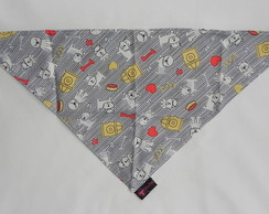 Bandana Pet M Dogs Listras