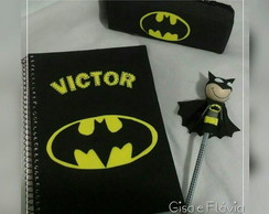 Kit Escolar Batman
