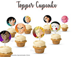 Topper Dragon Ball Z