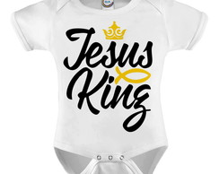 Body Infantil Jesus King