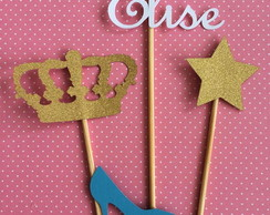 Cake Topper - Princess