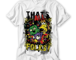 Camiseta Thats All Folks