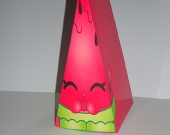 Cone triangular estampado