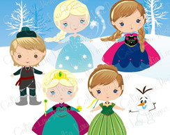 Kit Digital Scrapbook Frozen 26