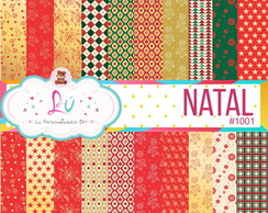 Papel digital Natal