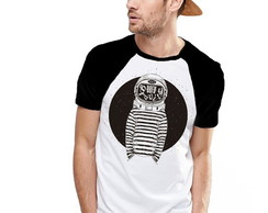 Camiseta Raglan King33 5007