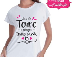 Baby look - Signo - Touro