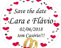 IMÃ REDONDO - SAVE THE DATE