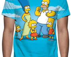 Camiseta Série The Simpsons - Estampa Total