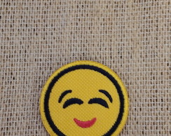Patch Bordado Termocolante EMOJI MOD.7
