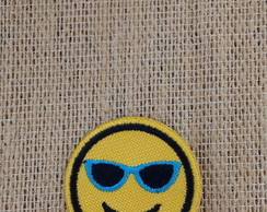 Patch Bordado Termocolante EMOJI MOD.8