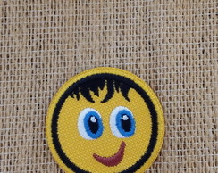 Patch Bordado Termocolante EMOJI MOD.10