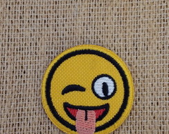 Patch Bordado Termocolante EMOJI MOD.11