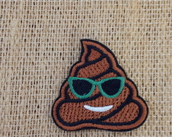 Patch Bordado Termocolante EMOJI MOD.16