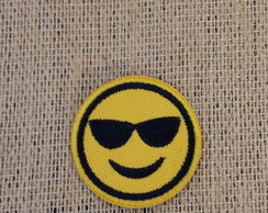 Patch Bordado Termocolante EMOJI MOD.17