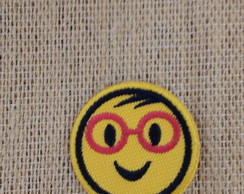 Patch Bordado Termocolante EMOJI MOD.5