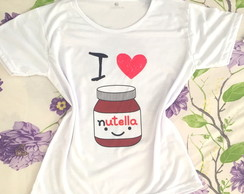 Baby look - I Love Nutella