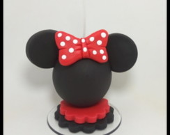 Vela Biscuit Minnie - Modelo 4