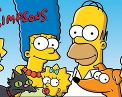 Painel 1,50x1 Simpsons