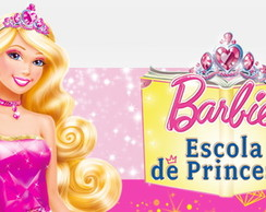 Retrospectiva Barbie Escola de Princesas