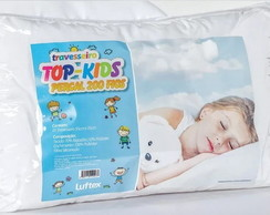 Travesseiro Top Kids Percal 200 Fios Infantil