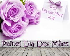 Painel Dia Das Mães Em Eva Elo7