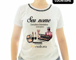 Baby look Customizada - Consultora Natura