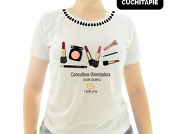 Baby look Customizada - Natura Love