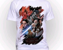 Camiseta estampada Star Wars