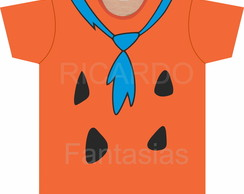 Camiseta Adulto Fred (Flintstones)