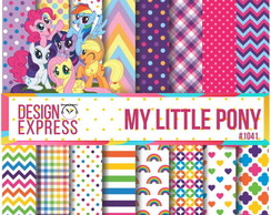 Papel Digital - My Little Pony