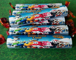 Jujuba Personalizada Super Wings
