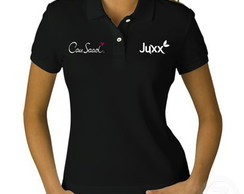Polo personalizada bordado