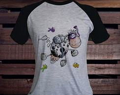 T-Shirt Go Vegan ******