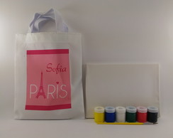 Kit Pintura com Guache Paris