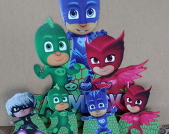 Kit mdf - Pj Masks