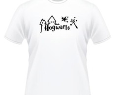 Camiseta 100% Poliéster Harry Potter