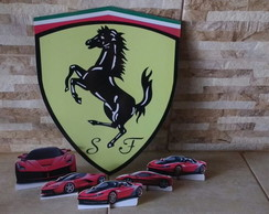 Kit mdf display - Ferrari