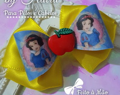 Laçarote Wholly - Branca de Neve