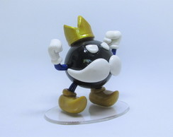 Kit 2 Bob-omb e 1 King Bob-omb