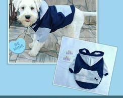 Roupa Pet Blusa Moleton Pet para Caes e Gatos a266ecd358c20