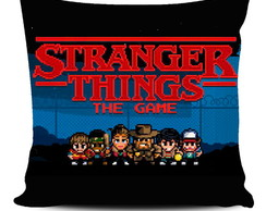 Almofada Stranger Things - The Game 16bit