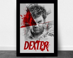 Quadro/Poster Dexter Dark Side