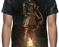 Camiseta Game Dark Souls Remastered - Estampa Total