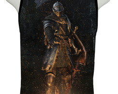 Camiseta Game Dark Souls Remastered - Regata