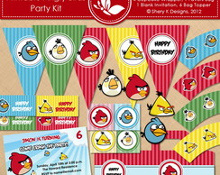 Kits Digitais - Angry Birds