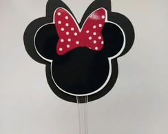 Topper Minnie Mouse.