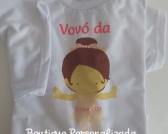 Blusa Baby Look