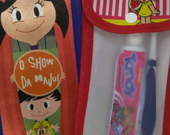 ESTOJO P/ KIT DENTAL SHOW DA LUNA