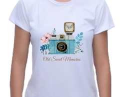 Camiseta Baby Look Photography 01